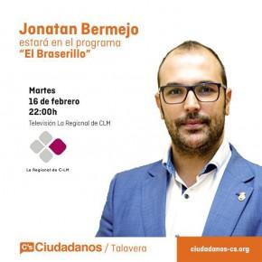 "Jonatán Bermejo en ""El Braserillo"""