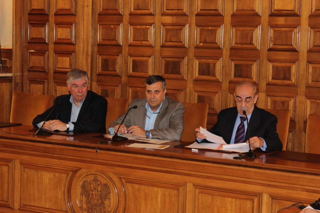 Sexta sesión de investigación de la Diputación de Toledo