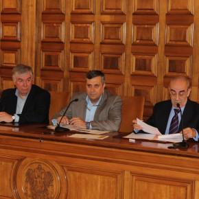 Sexta sesión de la Comisión Especial de Investigación de la Diputación de Toledo