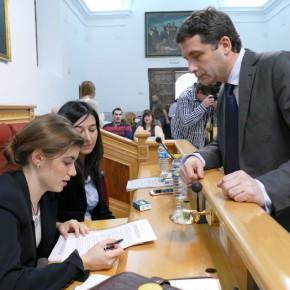 El Pleno de Toledo aprueba por unanimidad las dos mociones de C's Toledo Ciudad sobre violencia de género e identidad sexual