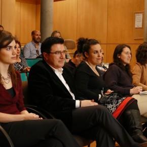 """La concejal Isabel Martín de Eugenio participa en la mesa redonda """"Jóvenes, política y género"""" organizada por AHIGE"""