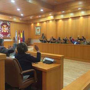 Aprobadas por unanimidad las dos mociones presentadas por C's Talavera en el pleno municipal del mes de marzo