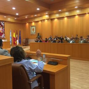 C's Talavera saca adelante por unanimidad dos mociones en el Pleno Municipal de Abril