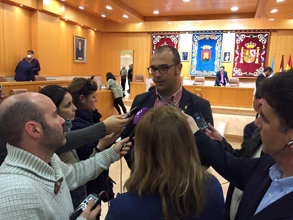C's Talavera pedirá explicaciones por las plazas sin cubrir del plan de empleo