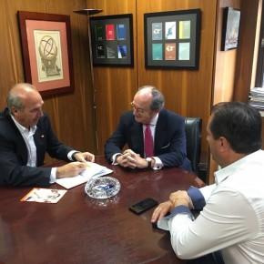 """Antonio Santolaya: """"tenemos que apoyar la Industria de nuestro país, el sector que genera empleo de mayor calidad"""""""