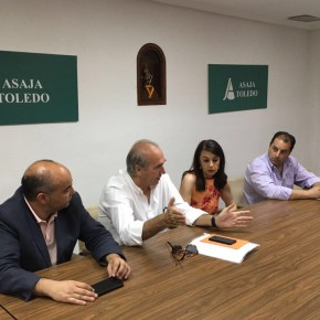 """Antonio Santolaya: """"Hay que reinvertir en explotación un porcentaje de la PAC que permita ganar en competitividad y contribuya a revitalizar el mundo rural"""""""