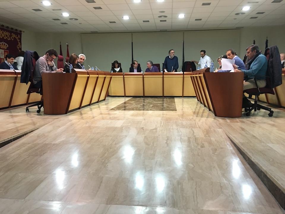 Ciudadanos (C's) Illescas se abstiene en los presupuestos de 2016 presentados por el Ayuntamiento en un ejercicio de responsabilidad para con los vecinos