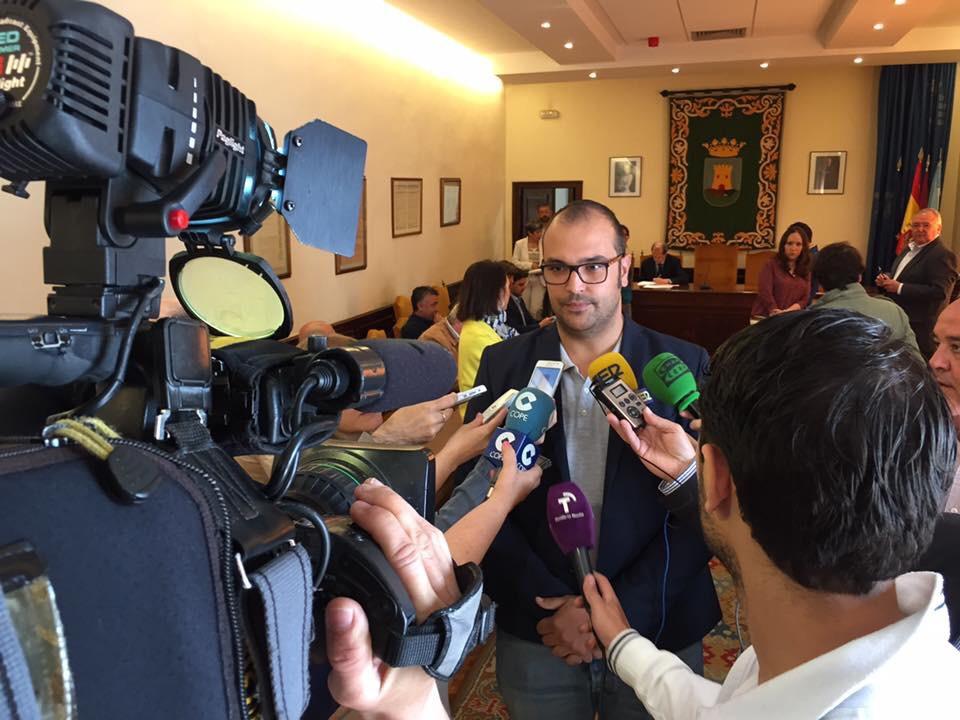 C's Talavera presenta una moción para limitar el mandato del cargo de Alcalde a dos años