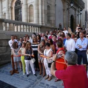 Actos inaugurales de la Feria y Fiestas de Agosto en Toledo Capital