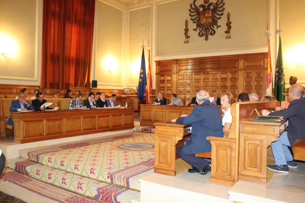 Ciudadanos C's vota a favor de la propuesta para combatir la violencia de género en todos sus ámbitos