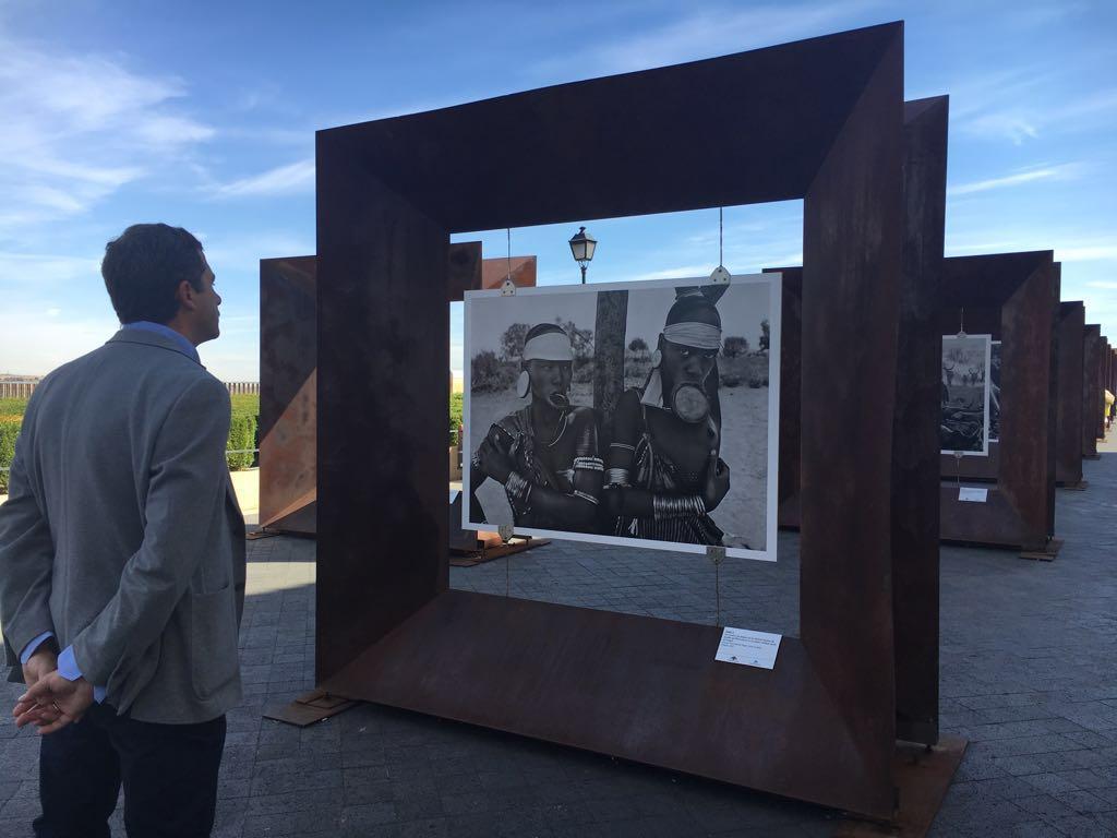 """Esteban Paños: """"Es fundamental explorar nuevas fórmulas para acercar el arte y la cultura a todos los ciudadanos"""""""