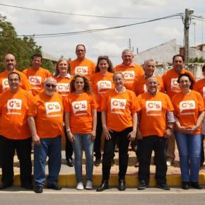 Ciudadanos (C's) crece en la provincia toledana