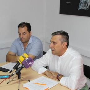 El Diputado Provincial de Ciudadanos (C's) Antonio López espera que el tema de Ciudad de Vascos quede resuelto antes de la próxima primavera