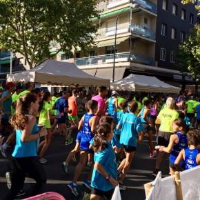 C's Toledo Ciudad asisten a la Carrera Solidaria Fundación Caja Rural Castilla-La Mancha a beneficio de APANAS