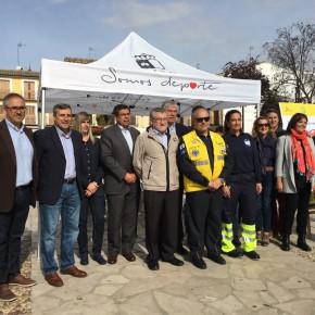 Ciudadanos (C's) Illescas participa en el Día europeo de concienciación ante el paro cardiaco