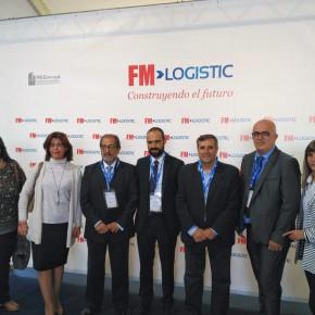 Ciudadanos (C's) Illescas asiste a la ceremonia de colocación de la primera piedra del primer centro logístico de FM Logistics en Iberia