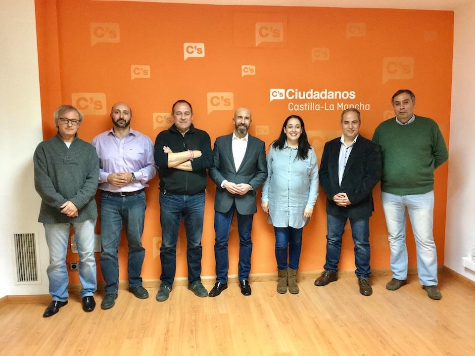 Constituida la Agrupación Intermunicipal de Torrijos con afiliados procedentes de seis pueblos de la comarca.