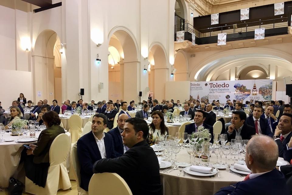 """Esteban Paños participa en el III Foro PYME Castilla-La Mancha """"Realidad y retos de las pymes"""""""
