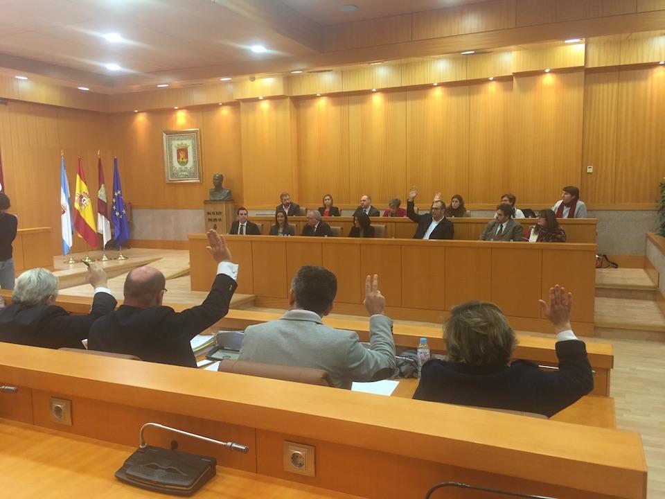 Las enmiendas al presupuesto de 2017 de Ciudadanos (C's) Talavera saldrán adelante con el apoyo del Equipo de Gobierno