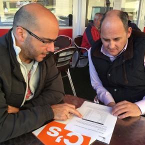 C's Bargas pide al Equipo de Gobierno transparencia a la hora de confeccionar el documento de los presupuestos