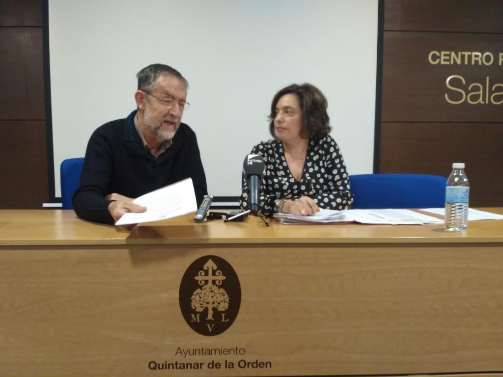 Ciudadanos (C´s) Quintanar de la Orden exige al Equipo de Gobierno una mesa de trabajo para ajustar el servicio que presta el C.A.I.