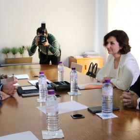 """Orlena De Miguel: """"Queremos que en este nuevo Estatuto de Autonomía se devuelva la proporcionalidad y la representatividad a las Cortes de C-LM"""""""