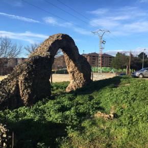 Cs Toledo Ciudad plantea instar al Ministerio de Cultura a proteger uno de los arcos del Circo Romano de Toledo