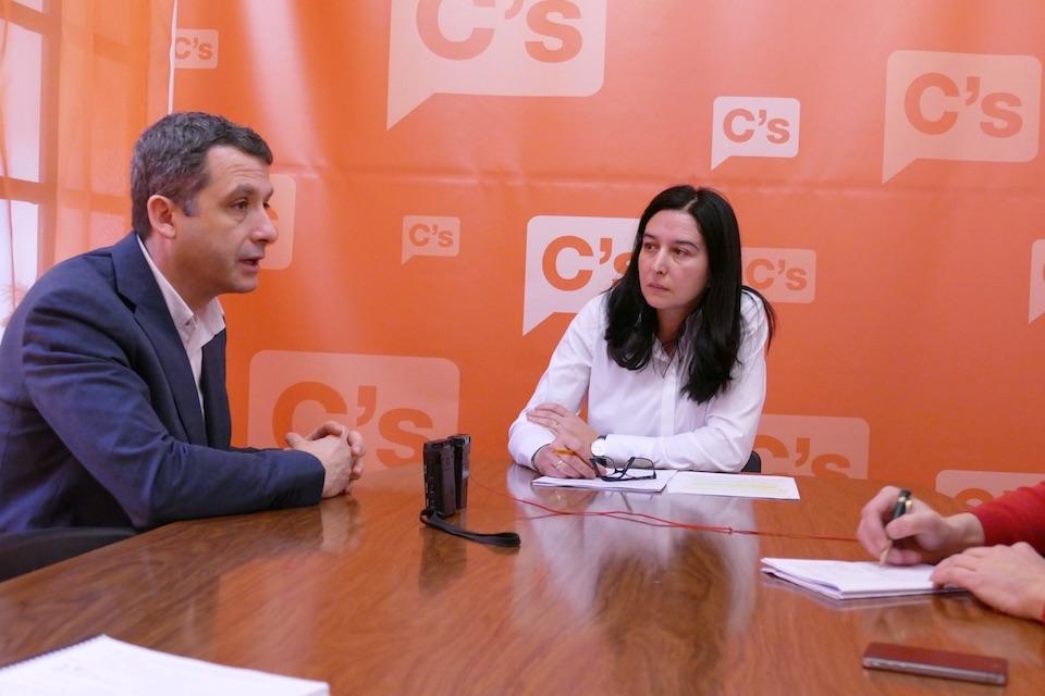 Ciudadanos pide al Ayuntamiento de Toledo que devuelva la plusvalía si el inmueble no se ha revalorizado