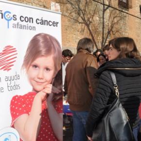 Isabel Martín de Eugenio participa en las actividades de AFANION programadas con motivo del Día Internacional del Niño con Cáncer