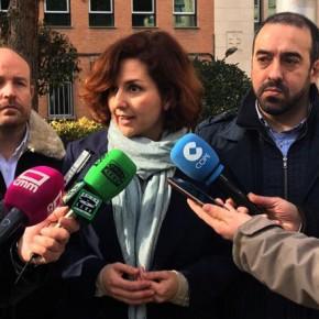 """Orlena De Miguel: """"Tanto el PP como el PSOE tienen la responsabilidad de convocar el pacto antitransfuguismo"""""""