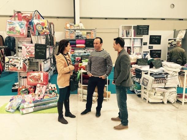 C's Sonseca apoya al comercio Local