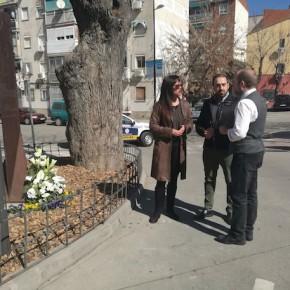 Alejandro Ruiz asiste al Acto de Homenaje a las Victimas del Terrorismo