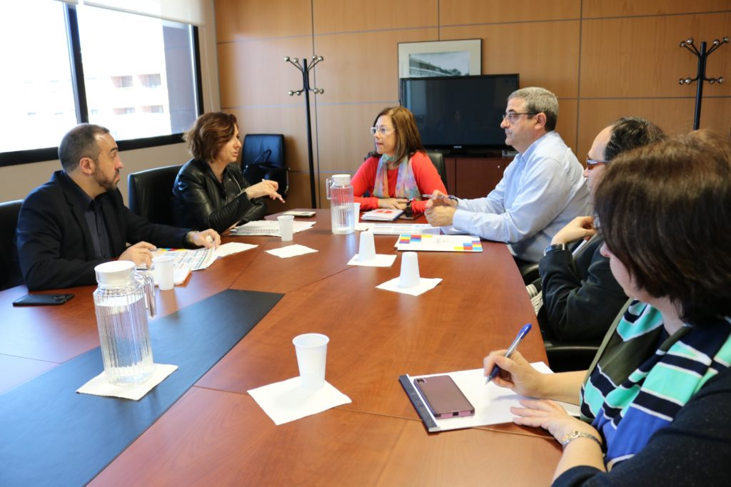 """Orlena De Miguel: """"Echamos en falta que el Gobierno Regional apueste de una manera más decidida por el Tercer Sector como motor económico en C-LM"""""""