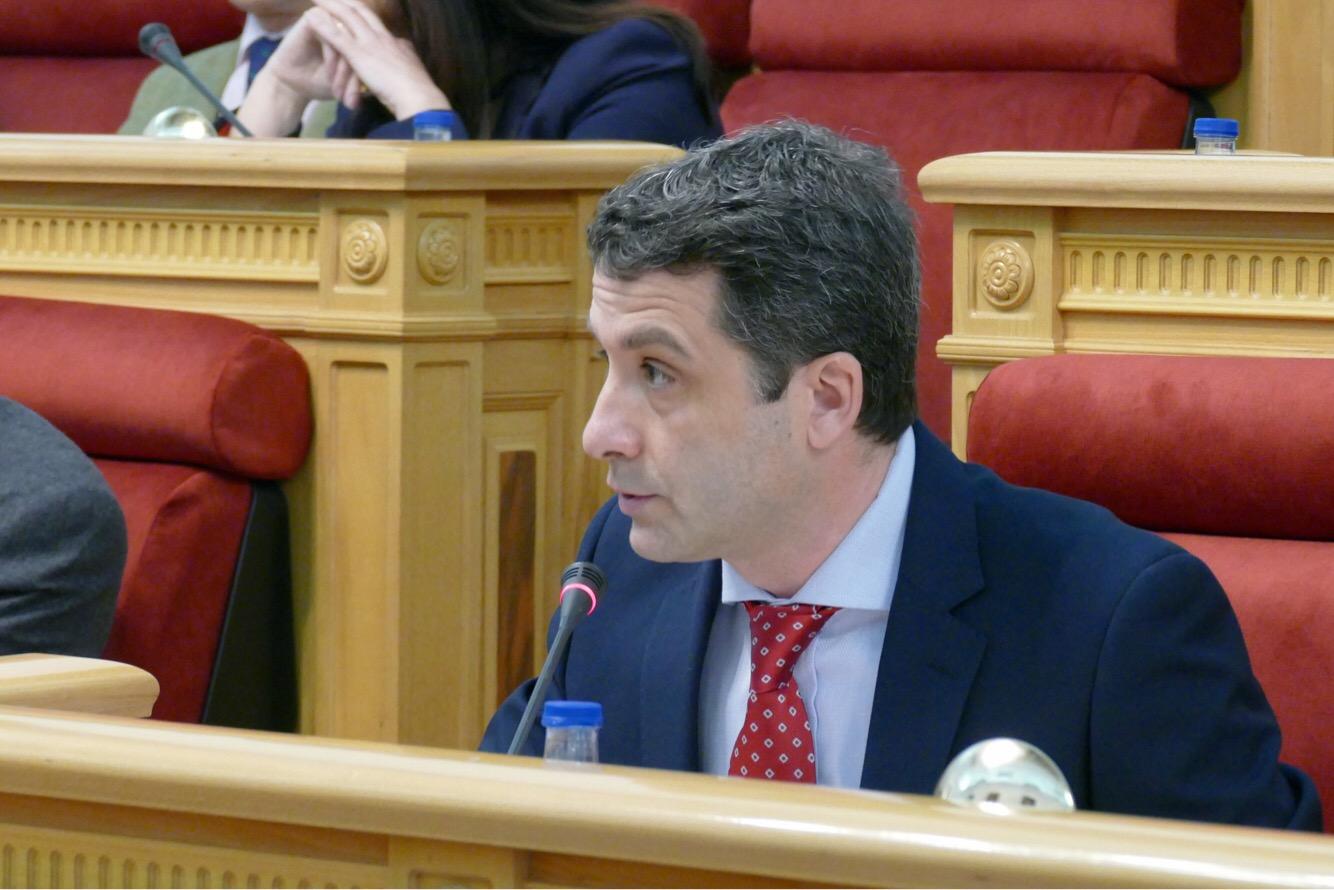 """Esteban Paños: """"La sentencia del TSJ era previsible y ratifica que Toledo debe volcarse en sacar adelante un nuevo POM que asegure el futuro"""""""