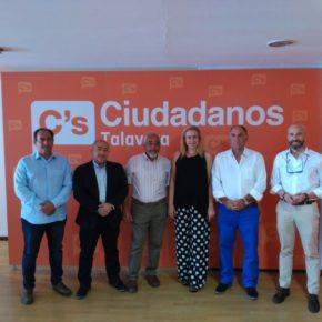 Nueva junta directiva en la agrupación local de Ciudadanos Casarrubios del Monte