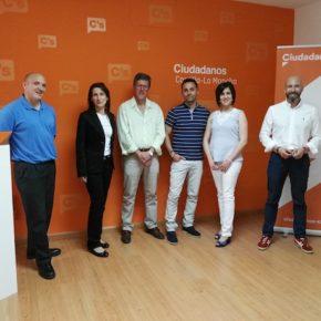 Nueva junta directiva de Ciudadanos en Sonseca