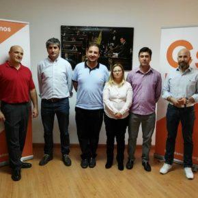Se constituye la nueva junta directiva de Ciudadanos en  Nambroca