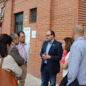 Ciudadanos se reúne con la nueva Junta Directiva de la asociación Down Toledo