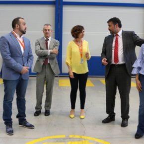 Ciudadanos C-LM visita Airbus Helicopters en Albacete