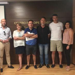 Nueva junta directiva de Ciudadanos en Quintanar de la Orden