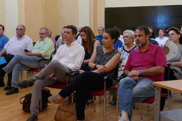 Esteban Paños asiste a las jornadas #ToledoParticipa sobre tendencias en  políticas participativas en España