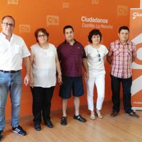 Nueva junta directiva de Ciudadanos en Chozas de Canales
