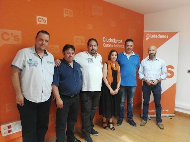 Ciudadanos sigue su implantación en la provincia con la creación de la nueva agrupación de Seseña