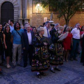 Los concejales de Cs en Toledo, en los actos festivos de la víspera del Corpus