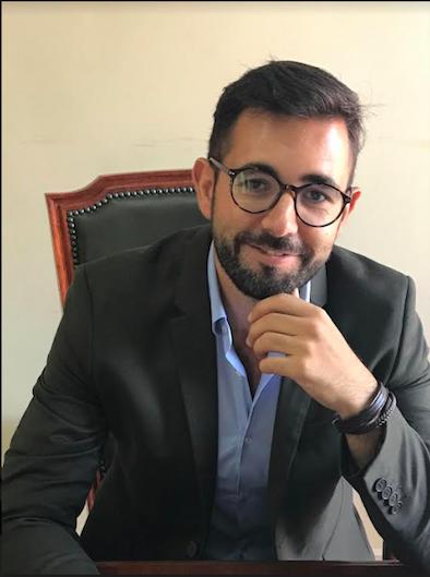 Luis Andrés Martín, será el representante de Ciudadanos en la Diputación Provincial de Toledo en lo que resta de mandato