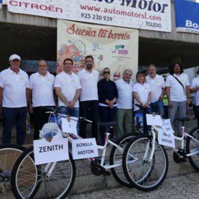 """Esteban Paños: """"El carril bici entre el Polígono y Santa Bárbara es prioritario, pero hay que ir más allá en el fomento del transporte alternativo en Toledo"""""""
