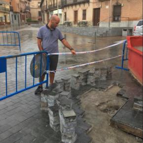 Cs Bargas solicita al Equipo de Gobierno que realice un estudio del estado del alcantarillado de la localidad para evitar nuevas inundaciones