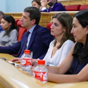"""Esteban Paños: """"Ciudadanos seguirá trabajando para arrojar luz sobre las concesiones administrativas"""""""