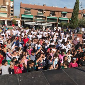 Esteban Paños, en los actos por el Día Mundial de la Parálisis Cerebral