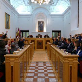 El Pleno de Toledo aprueba por unanimidad la moción de Cs y pedirá a la Junta la finalización y apertura de la Casa de la Juventud
